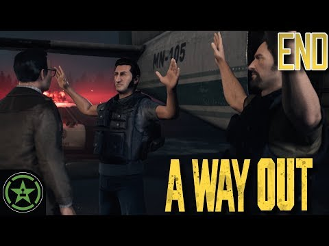 Let's Play Pals - A Way Out - It Doesn't Have To Be Like This  (End)