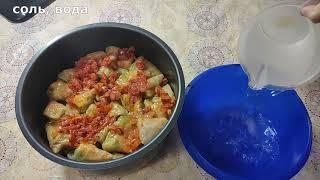 Вкуснейшие домашние ГОЛУБЦЫ / Мамины Рецепты