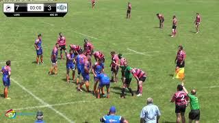 1ère mi temps  Rugby Finale Chpt de France 1ère série