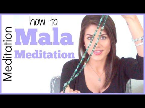 How to Mala Meditation - Meditation Style