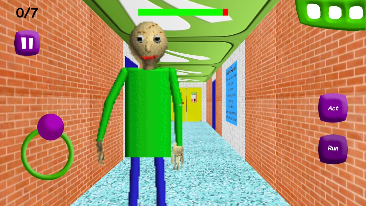 baldis basics in education and learning download for android