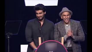 AIB knockout roast with Ranveer Singh and Arjun Kapoor