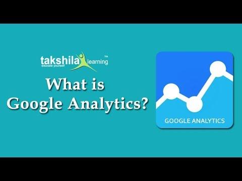 What is Google Analytics ? | Google Analytics Tutorial for Beginners 2018 | Digital Marketing thumbnail