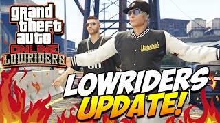 GTA 5 ONLINE PC | Мир Лоурайдеров! (Lowriders DLC / Update / Ламар) #64