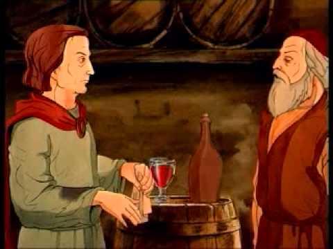 """רש""""י הענק והקדוש - אנימציה לילדים - תהנו ."""