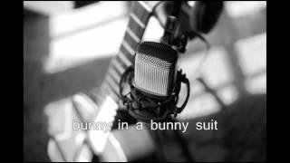 Bunny in a Bunny Suit - Simone White Cover - Laury