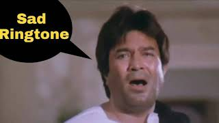 Very sad ringtone aye mere dost || Swarg || Lot ke aaja || By Sad Ringtones