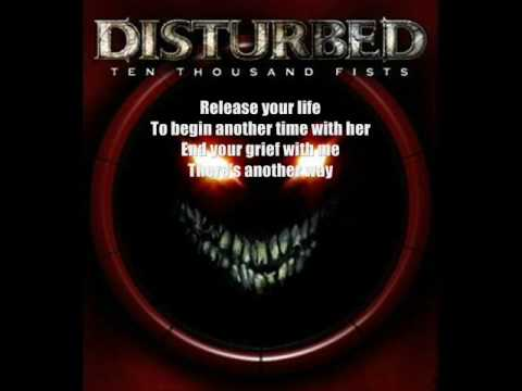 Inside the Fire - Disturbed Lyrics