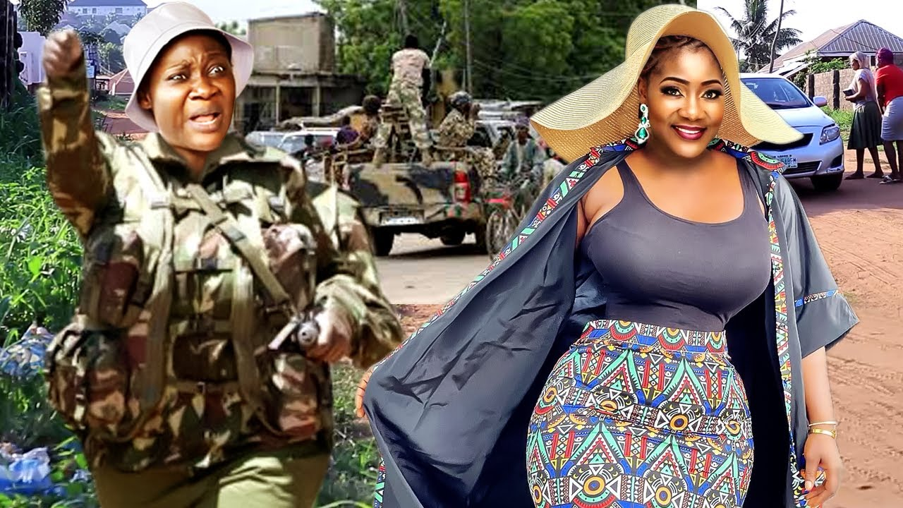 Download Mercy Johnson 2021 Movie That Will Blow Your Mind - 2021 Latest Nigerian Nollywood New Movie