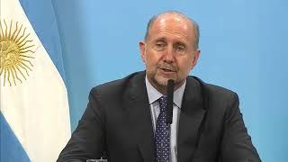 EN VIVO | Consejo de Seguridad: convenio entre Nación y la Provincia de Santa Fe