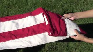 Video How to Fold the American Flag download MP3, 3GP, MP4, WEBM, AVI, FLV Juni 2018