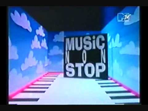 Kraftwerk - MTV Music Non Stop Jingles - YouTube