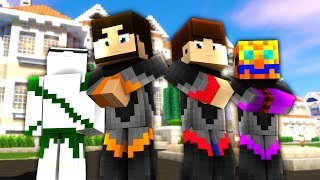 The Man Cave | Water World SMP Ep23
