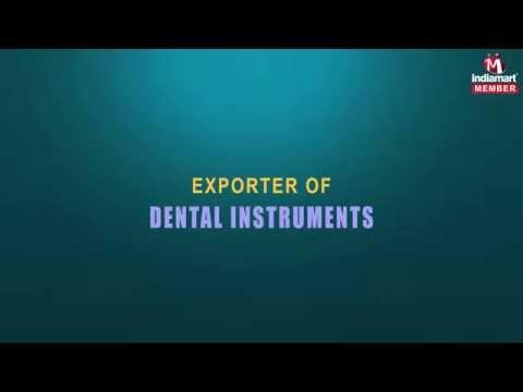 Dental Instruments By Dibya Industries, India, Ghaziabad