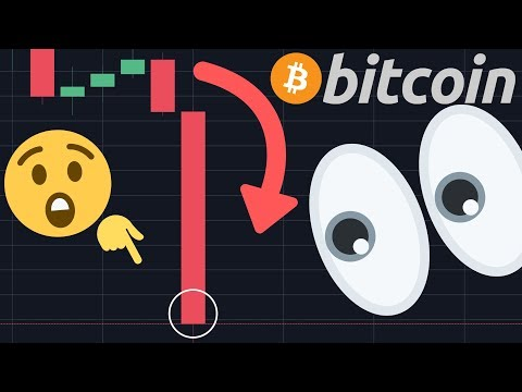 BITCOIN IS FALLING RIGHT NOW!!! THIS IS WHY!!!