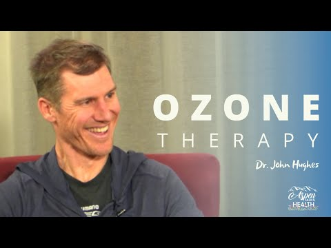 Healing With Ozone & Stem Cells | Dr. John Hughes