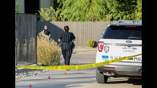 Shooting leaves one man injured in nearby Eastgate Apartments