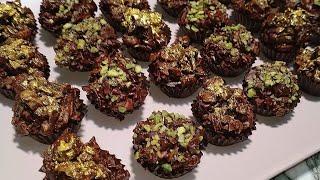 شكلاطة برجواز من أسهل وأسرع الحلويات للعيد