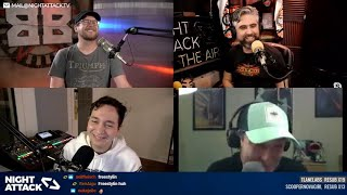 Night Attack #309: Mancrazy! (w/ Dave Palamaro)