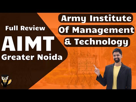 Army Institute Of Management & Technology | Admission | Courses | Fees | Placement