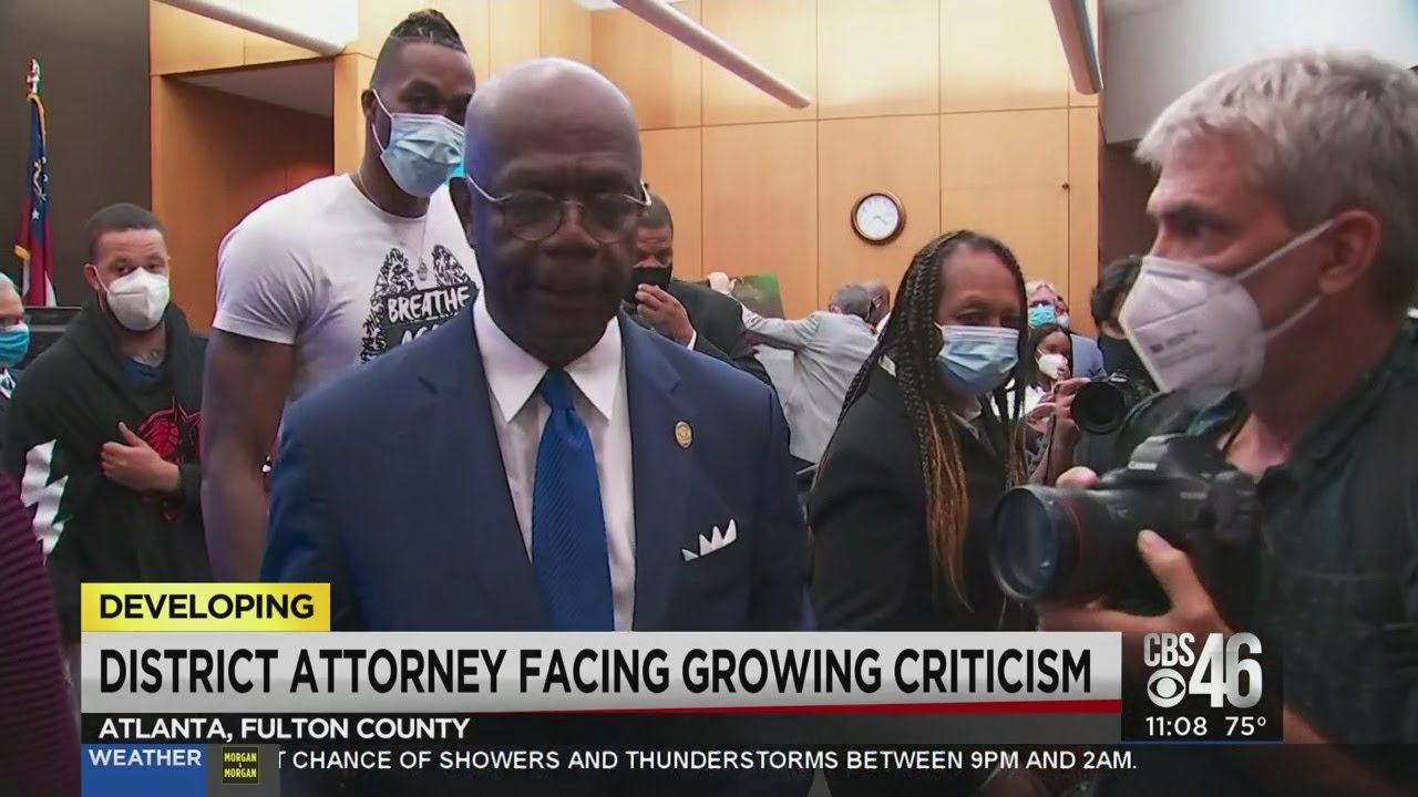Lawmaker wants D.A. Paul Howard removed from Rayshard Brooks case
