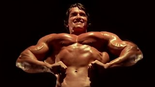 Arnold Schwarzenegger Bodybuilding Training Motivation CONQUER 2018
