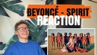 Baixar BEYONCÉ - SPIRIT   REACTION