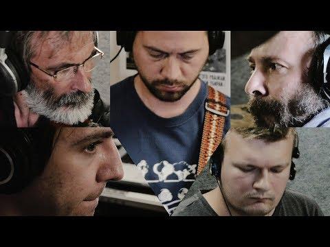 SUPREMUS - Improvisation Recording Session (QSC TouchMix-16 Mixer - Live Headphone Monitoring).