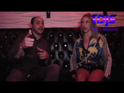 The DJ Sessions interviews Marisa Anthony at ORA Nightclub in Seattle 2/15/19