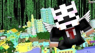 Minecraft: HACK QUE NÃO TOMA DANO?? (SkyWars)