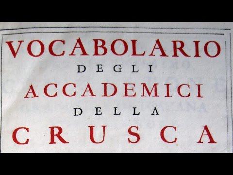 Vocabolario degli Accademici della Crusca - 1741