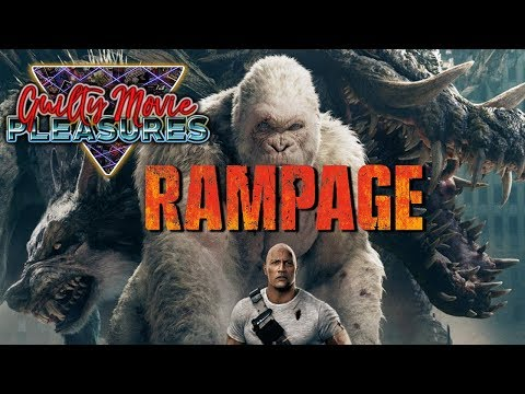 Rampage 2018 Is A Guilty Movie Pleasure Youtube