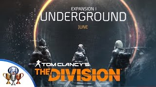 The Division Underground Expansion Hands-On (E3 2016) Mission Playthrough