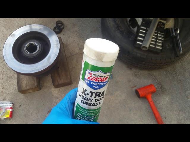 Front wheel bearings 1999- 2006 f250 f350 2wd