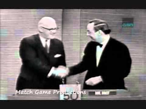 What's My Line 1965 Johnny Olson Hilarious Mystery Guest Segment