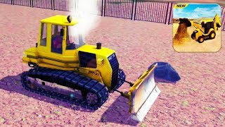 Real Road Construction Game 2018 (by Gamors) Android Gameplay Trailer