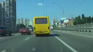 Урок вождения в Киеве 34