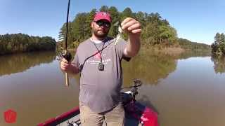 Fall Bass Fishing in Muddy Water