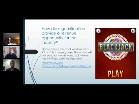 ELG Webinar: Casino Gamification