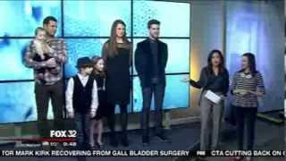 Nicole Pearl, The Beauty Girl, Holiday Family Fashion TV segment Thumbnail
