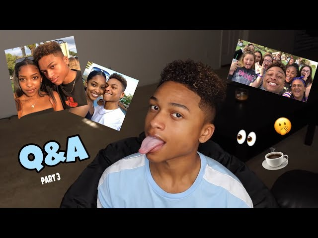AM I SINGLE OR TAKEN?! BIG Q&A | Andre Swilley