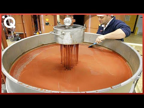 Amazing Chocolate Factory Workers & Machines on Another Level