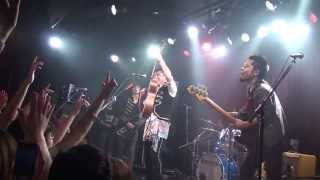 2013年.7月20日(土) RECOK.Reach to Mars ツアー 梅田Shangri‐Laでの...
