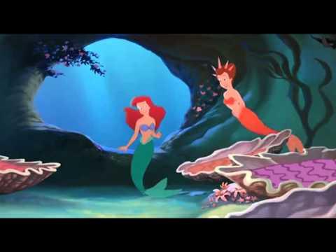 Collab le secret de la petite sir ne ariel et ses soeurs fandub youtube - Le secret des sirene ...