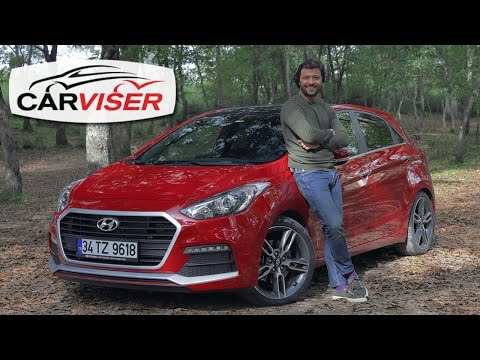Hyundai i30 Turbo Test Sürüşü - Review (English subtitled)