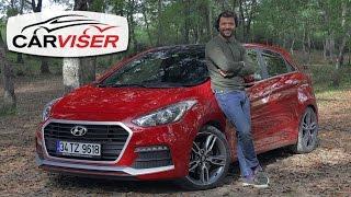 Hyundai i30 Turbo Test Sürüşü - Review (English subtitled)