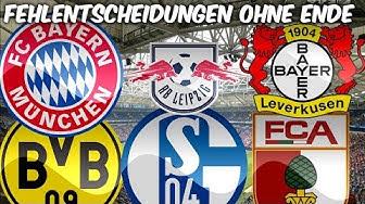 """Fehlentscheidungen ohne Ende: Die """"wahre Bundesligatabelle"""" steckt voller Überraschungen"""