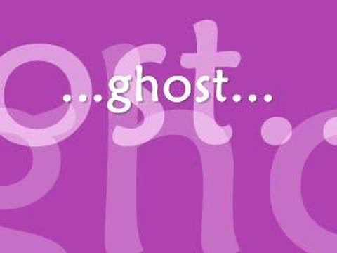 ...ghost...