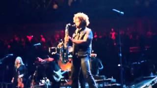 Bruce Springsteen Jungleland   Mohegan Sun   5.18.2014