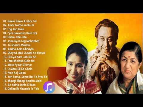 best-songs-kishor-kumar-&-asha-bhosle-&-lata-mangesh-/-evergreen-romantic-songs-/---superhit-jukebox